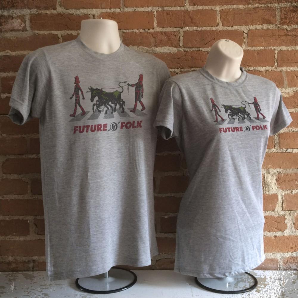 14-Legged Mule Tshirt