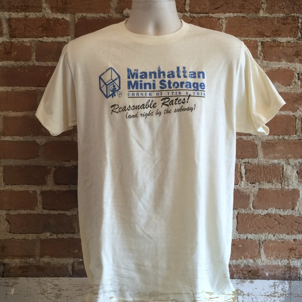 Manhattan Mini Storage T